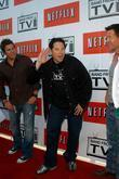 Bob Guiney, Greg Grunberg and James Denton 'Netflix...
