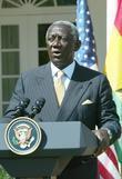 President Of Ghana John Kufuor