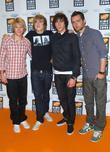 Dougie Poynter, Danny Jones, Harry Judd and Tom Fletcher