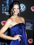 Supermodel Nikki Phillips