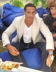 Rio Ferdinand and Jodie Harsh