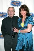 Edward Albee and Mercedes Ruehl