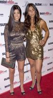 Kourtney Kardashian and Courtenav Semel