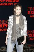 Amanda Peet Los Angeles Premiere of 'Pineapple Express'...