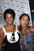 Kelis with Dania Ramirez Melanie Segal's 4th annual...