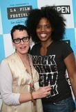 Lori Petty and Tyla Abercrumbie
