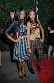 Angela and Vanessa Simmons Emmy nominated actress Mary-Louise...