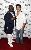 Randy Jackson and David Annable celebrates his birthday...