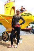 Jodie Kidd and Red Bull Flugtag
