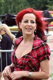 Carrie Grant and Red Bull Flugtag