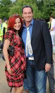Carrie Grant, Craig Revel Horwood and Red Bull Flugtag