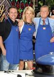 Drew Lachey, Kelly Ripa and Regis Philbin