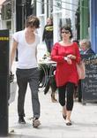 Sadie Frost and Her Boyfriend Kristian Marr