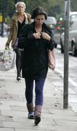 Sadie Frost out and about in North London...