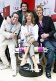 Andy Cohen, Rene Fris, Jaclyn Smith and Kim...