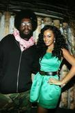 Quest Love and Solange Knowles