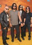 David Draiman, Dan Donegan, John Moyer and Mike...