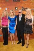 Kendra Wilkinson, Bridget Marquardt,Hugh Hefner and Holly Madison...