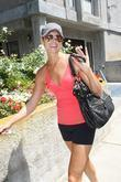 Stacey Keibler Enjoys A Day Out In Beverly Hills