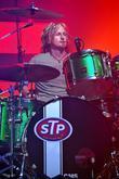 Drummer Eric Kretz of The Stone Temple Pilots