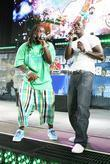 Akon and T-Pain performs at the annual 'HOT...