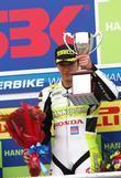Winner of both races Ryuich Kiyonari