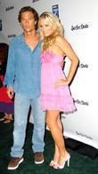 Matthew McConaughey and Hannah Cornett