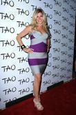 Alisha Levine attends a party held at TAO...