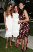 Yasmin Le Bon, Tara Smith and Rosario Dawson