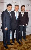 Jimmy Kimmel, Kevin Reilly, David Cook Jonsson Cancer...
