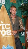 David Beckham and Teen Choice Awards