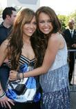 Miley Cyrus and Friend Mandy Jiroux