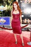 Phoebe Price Los Angeles Premiere of 'The Mummy:...