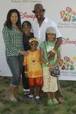 Blair Underwood and family