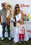 Denise Richards and family