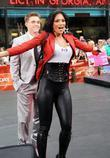 Jesse McCartney and Nicole Scherzinger
