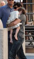 Tom Cruise and Daughter Suri Cruise