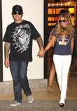 Carmen Electra, Rob Patterson and MTV