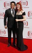 Oscar Nunez and Kate Flannery