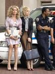 Rebecca Romijn Stamos and Judith Light