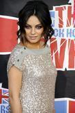 Mila Kunis, The Who and Vh1