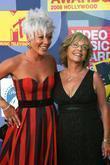 Alecia Moore and MTV