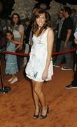 Katie Cassidy World premiere of Disney Pixar's '...