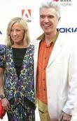 Cindy Sherman and David Byrne