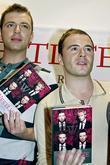 Mark Feehily and Westlife