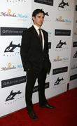 Milo Ventimiglia The Whaleman Foundation benefit held at...