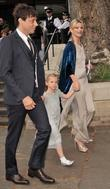 Jamie Hince, Kate Moss and daughter Lila Grace...