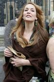 Jerry Hall The wedding of Leah Wood and...