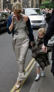 Kate Moss and her daughter Lila Grace The...