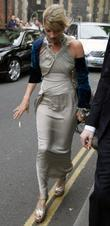 Kate Moss The wedding of Leah Wood and...